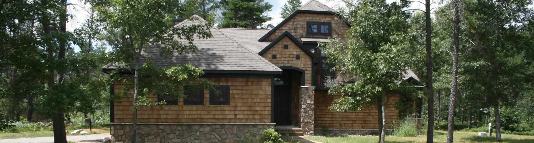 pines cottage header